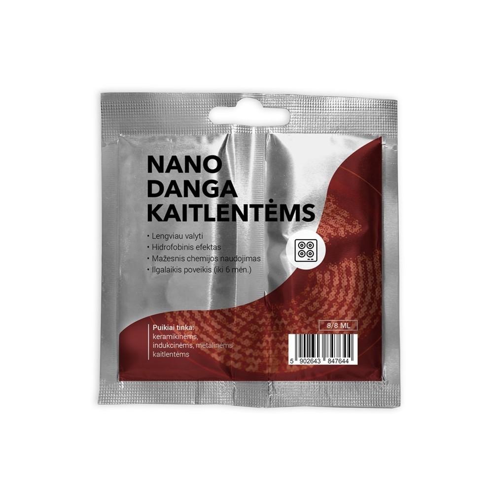 Nano danga kaitlentėms (8/8 ml)