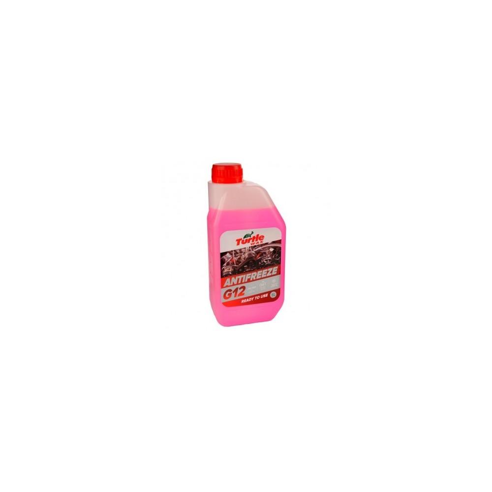 Ausinimo skystis raudonas - 35 (antifrizas)
