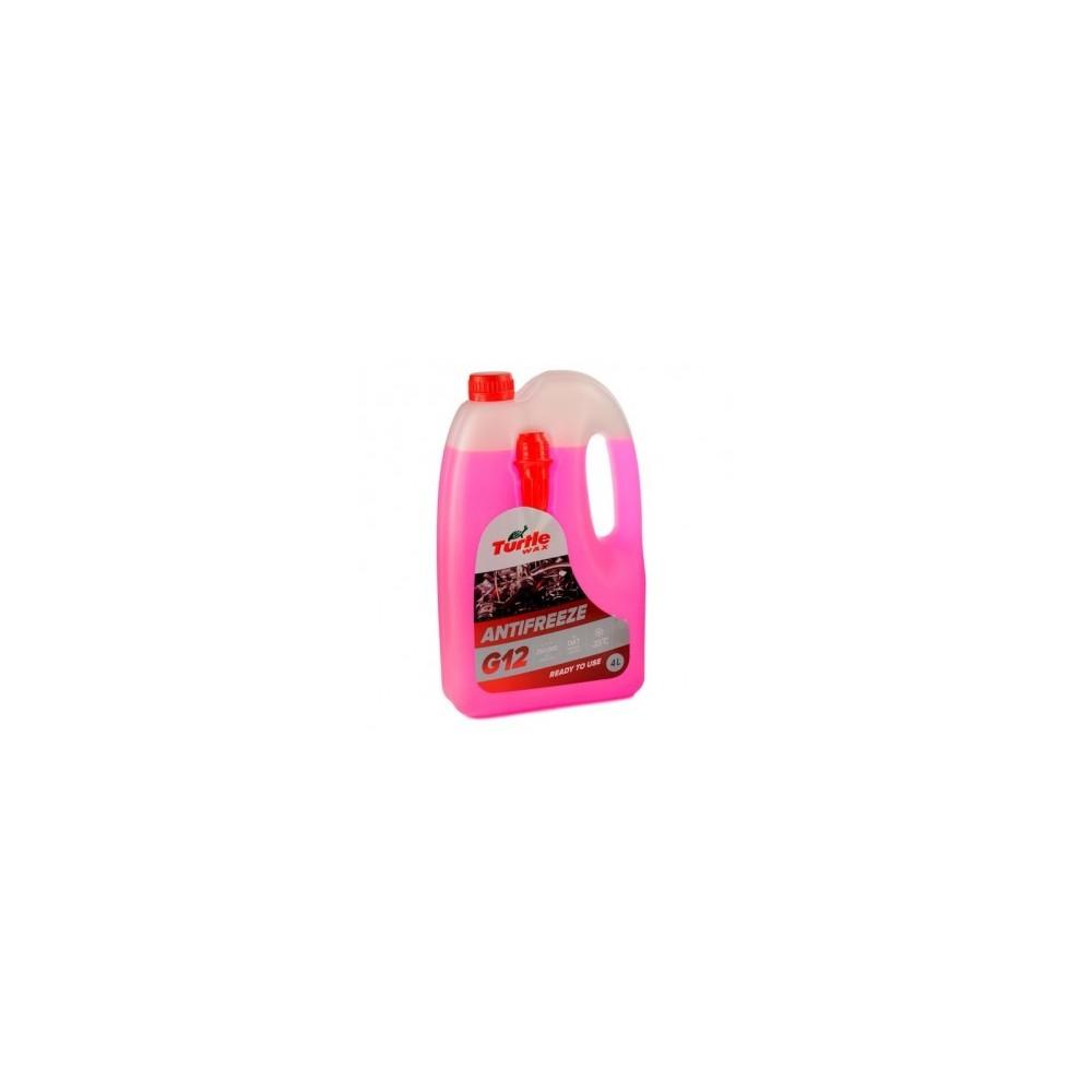 Ausinimo skystis raudonas -35 (antifrizas)