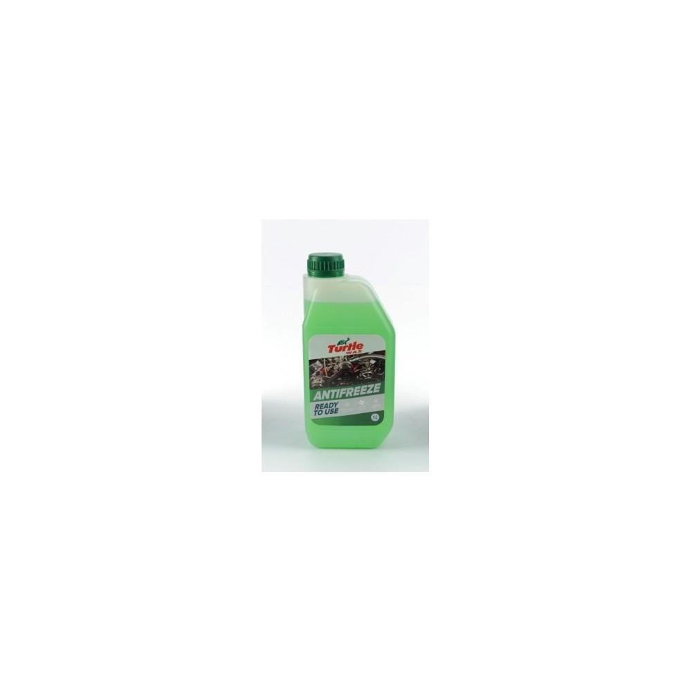 Ausinimo skystis zalias -35 (antifrizas)