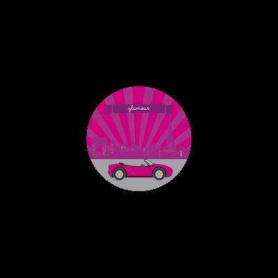 Kvapas automobiliui Bean Glamour