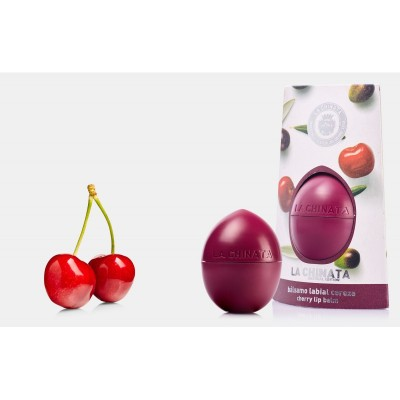 Natūralus lūpų balzamas Cherry