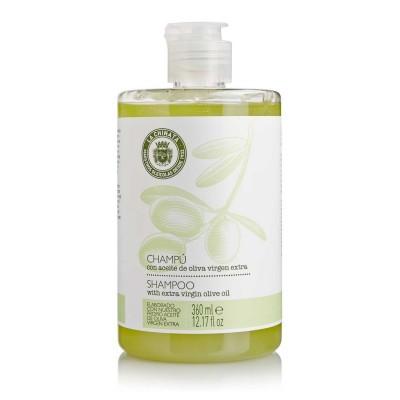 Kasdieninis šampūnas plaukams su alyvuogių aliejumi