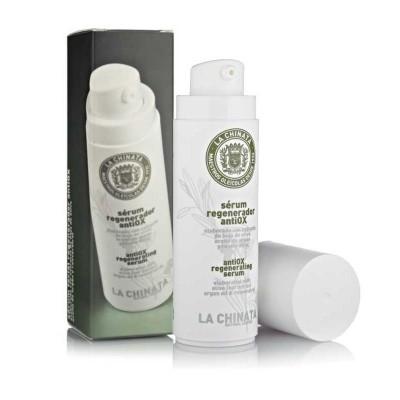 Regeneruojantis ir drėkinantis veido odą serumas
