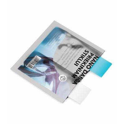 Nano danga priekiniam automobilio stiklui (12/12 ml)