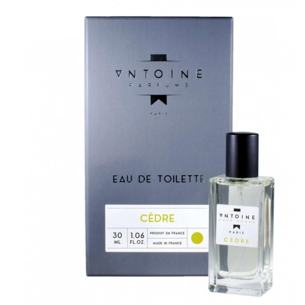 Vyriški kvepalai Antoine Cedre 30 ml