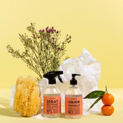 Universalus paviršių valiklis Mandarine aromatique