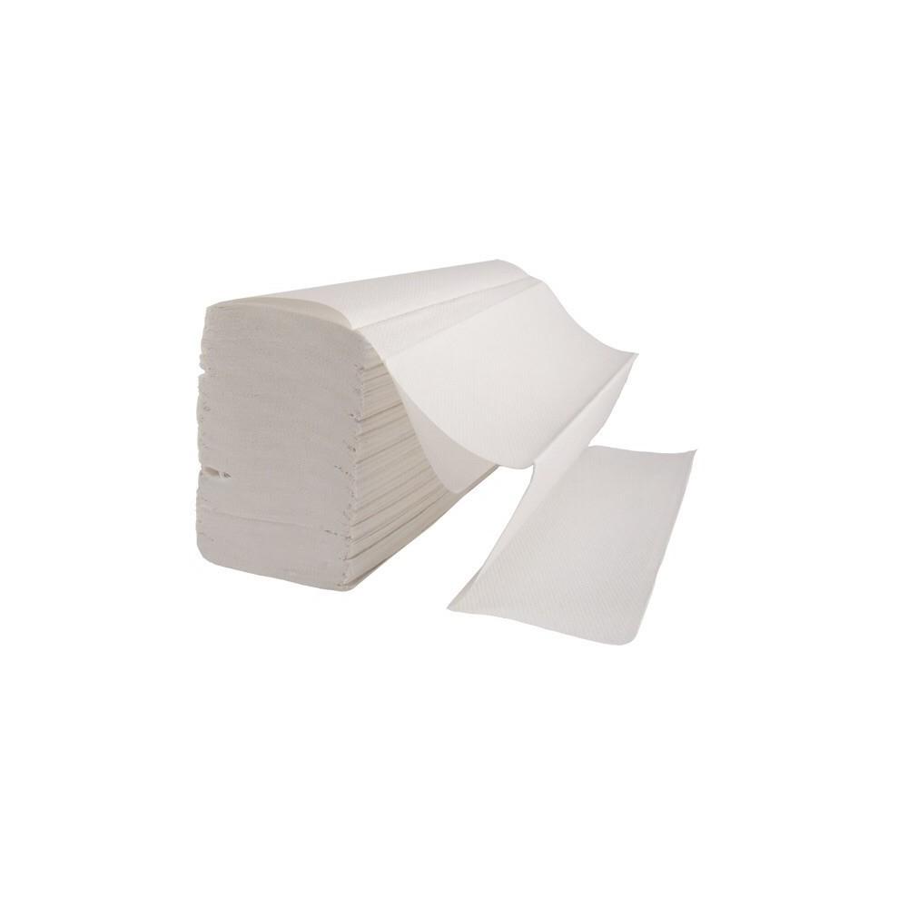 Popierinės servetėlės baltos