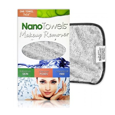 Nano Towel šluostė makiažo valymui