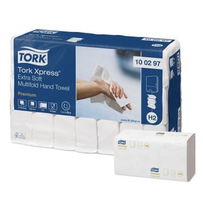 Tork Premium Extra Soft Rankų valymo popierius