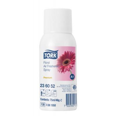 Tork gėlių kvapo purškiamas oro gaiviklis