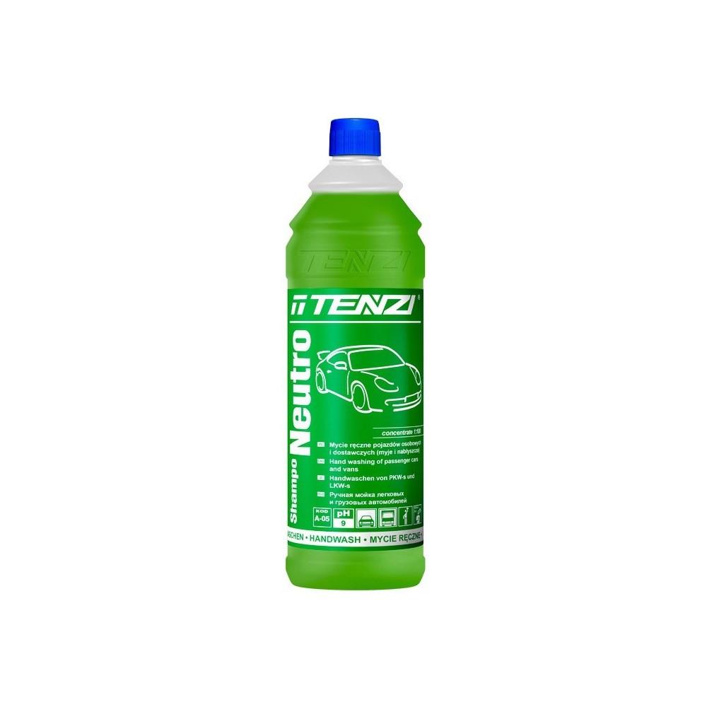 Automobilių koncentruotas putojantis šampūnas Tenzi Shampo Neutro
