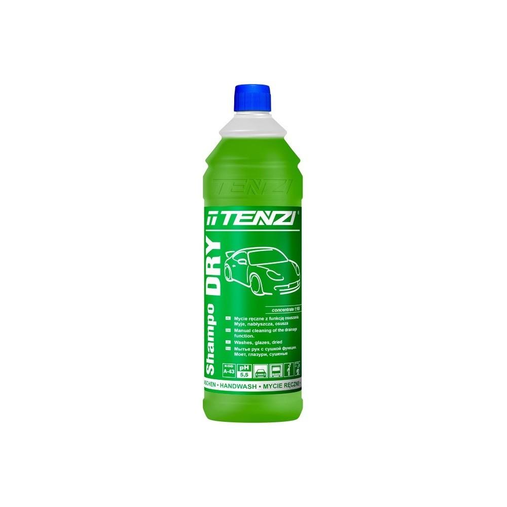 Automobilių koncentruotas šampūnas Tenzi Shampo DRY
