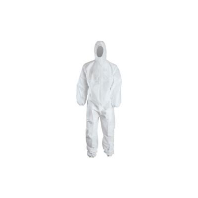Vienkartinis kombinezonas baltos spalvos XL