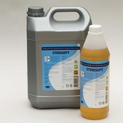 Dezinfekcinė ir valymo priemonė instrumentams