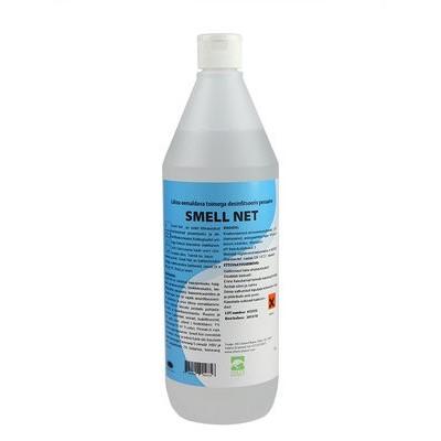 Plaunanti, dezinfekuojanti ir kvapus naikinanti valymo priemonė