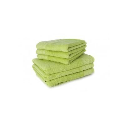 Rankšluostis žalios spalvos 50x90 cm