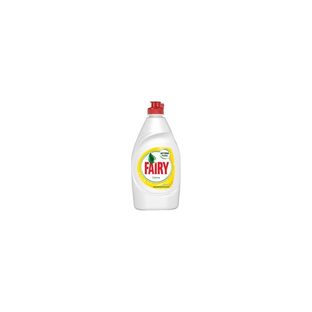 Indų ploviklis Fairy Lemon 450 ml
