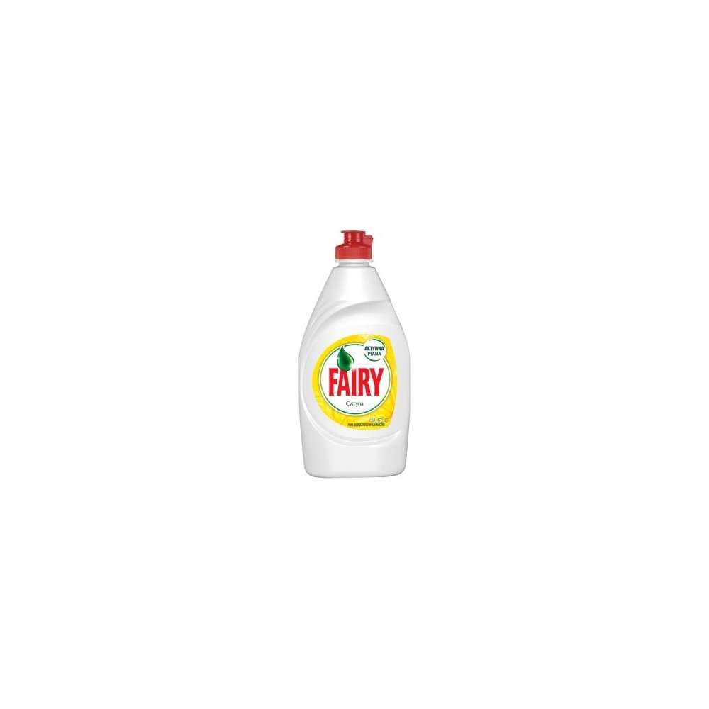 Indų ploviklis Fairy Lemon 900 ml