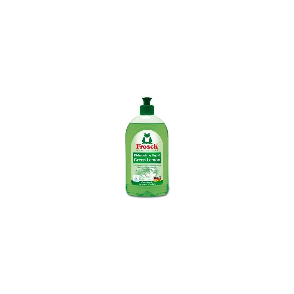 Indų ploviklis Frosch žaliosios citrinos kvapo 500 ml