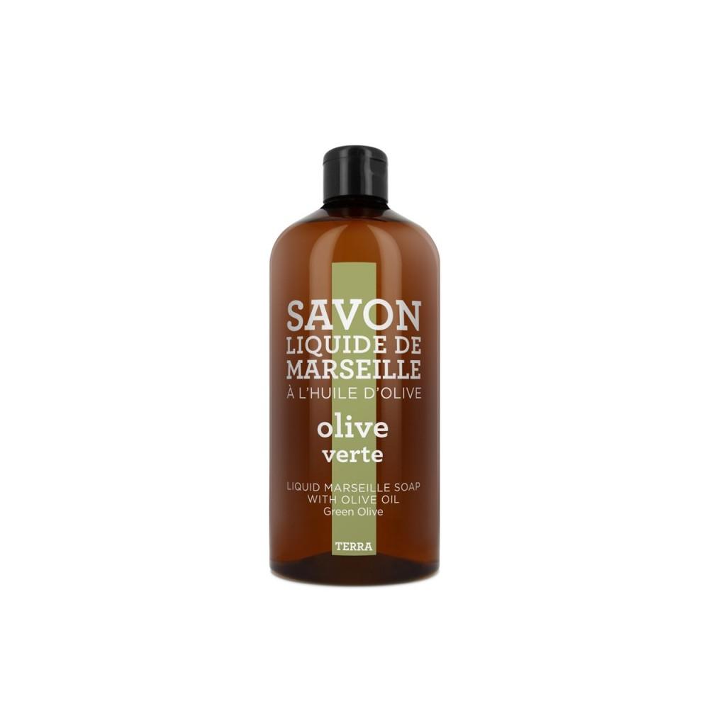 Dušo gelis Green Olive